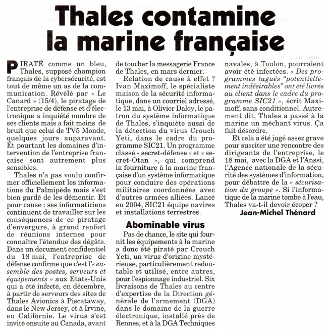 Thales contamine la marine française.jpg