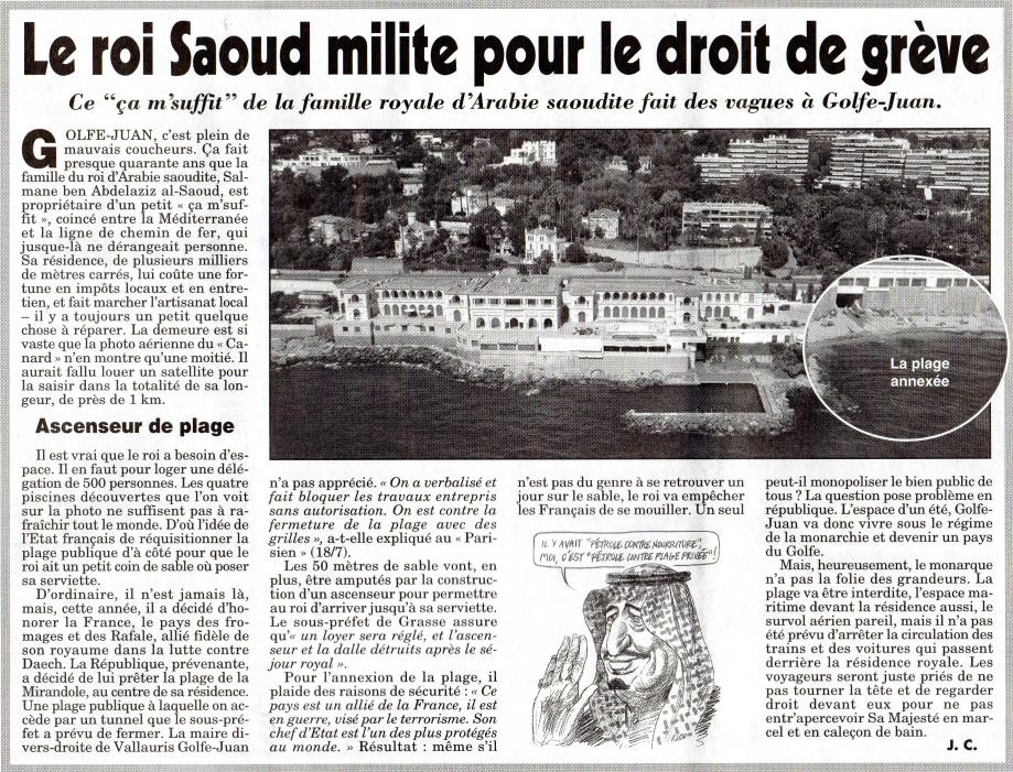Le roi Saoud milite pour le droit de grève.jpg