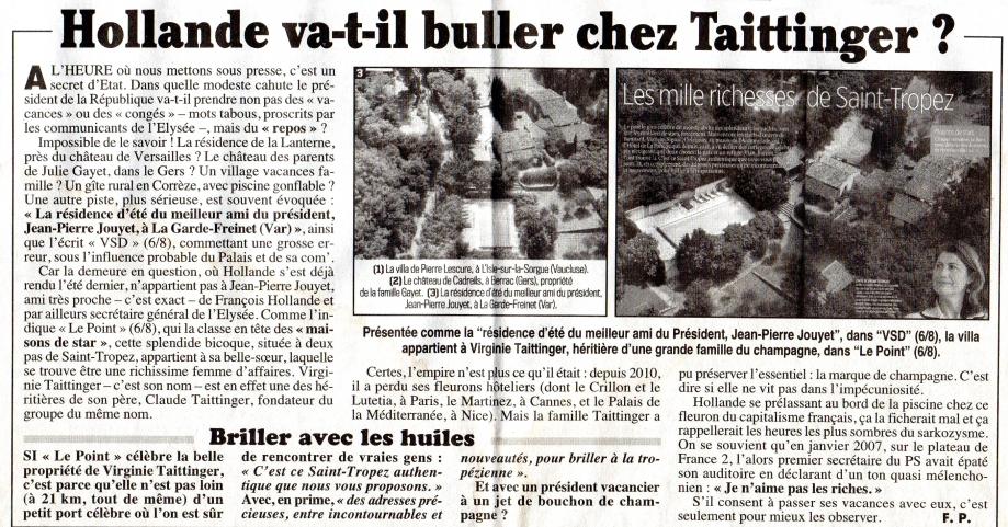 Hollande va-t-il buller chez Taittinger.jpg