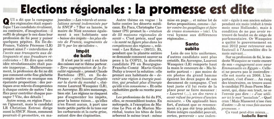 Elections régionales la promesse est dite.jpg