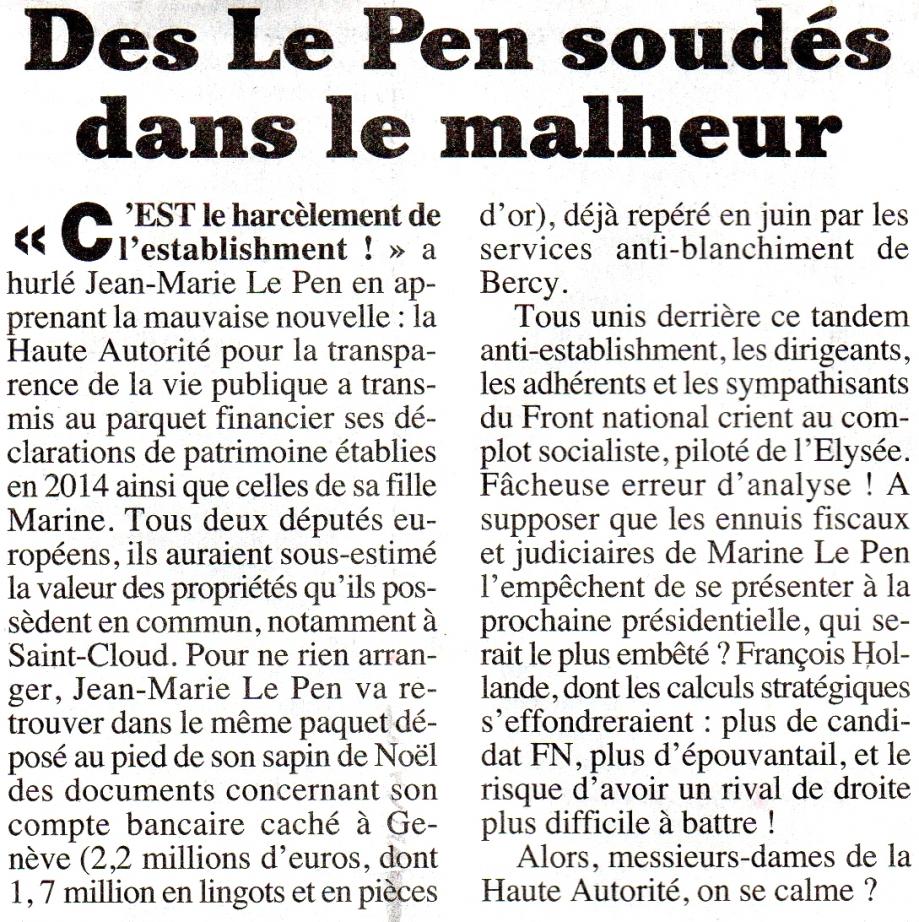 Des Le Pen soudés dans le malheur.jpg