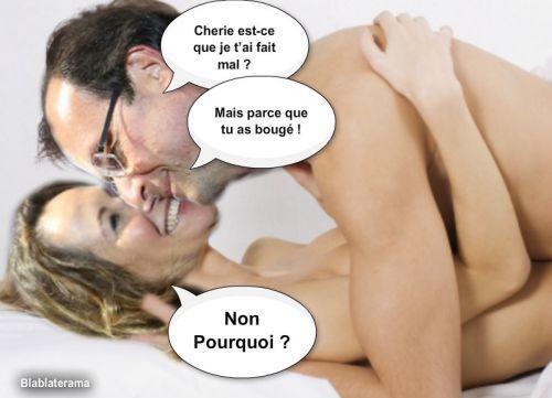 Segolene et François font l'amour !
