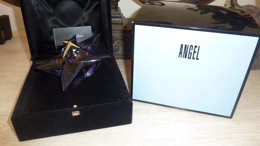 Mugler miniature de parfum for Miroir des voluptes