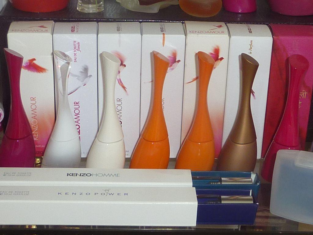 Kenzo Miniature Parfum Miniature De Kenzo ZulikwOPXT