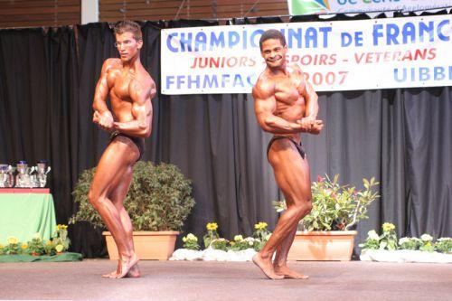 championnat de france 2007