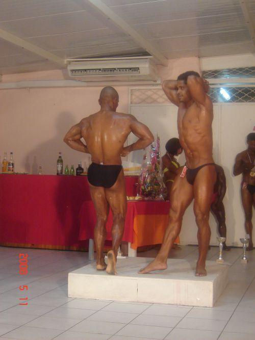 championnat 2008 shape up guadeloupe