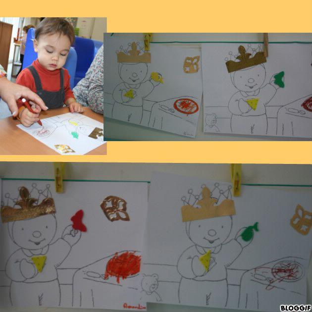 2012 2013 tchoupi assistante maternelle - T choupi aime la galette ...