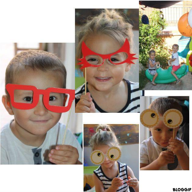drôle de lunettes