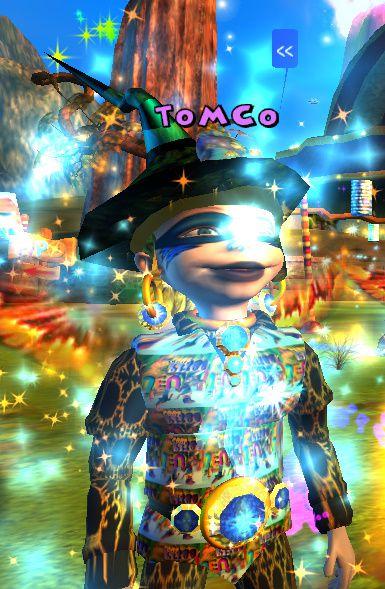 Tomco... éclat de diamant bleu