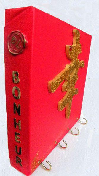 Home Déco / Porte Bijoux chinois