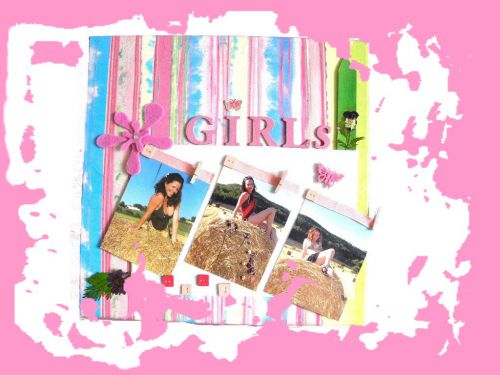 Scrapbooking 100% Girls