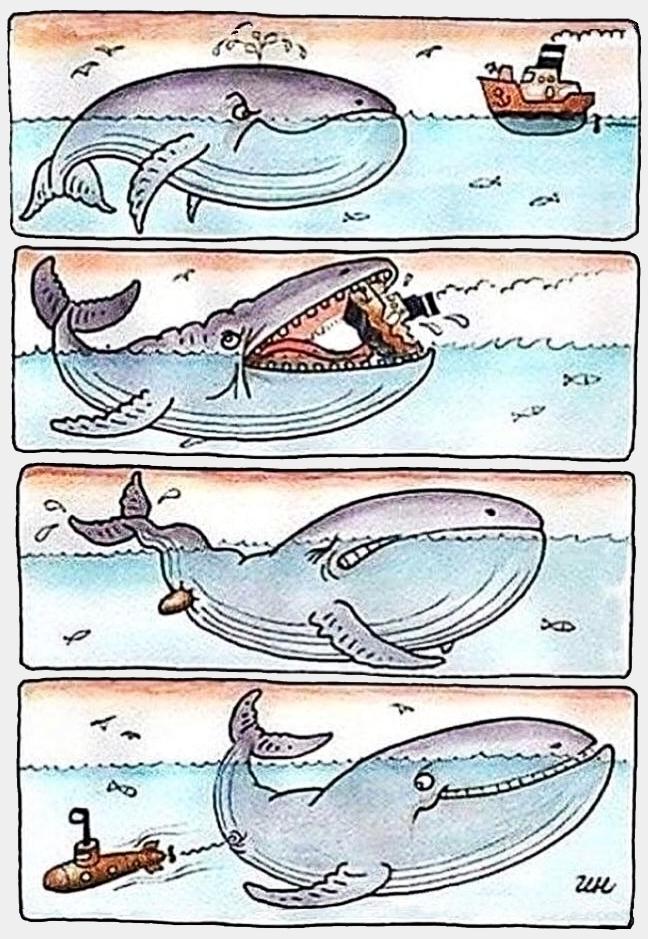 Sous-marin Baleine