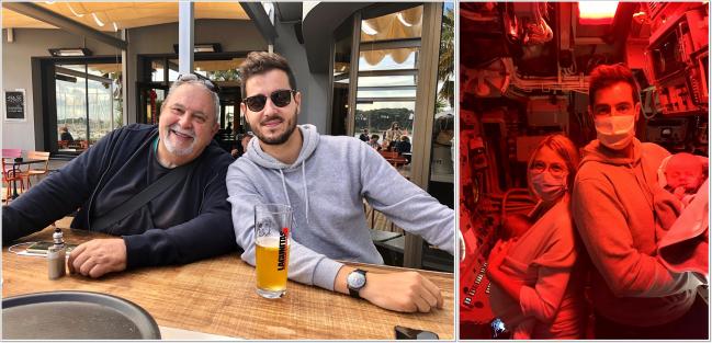 Bébert, Pierre et bière...