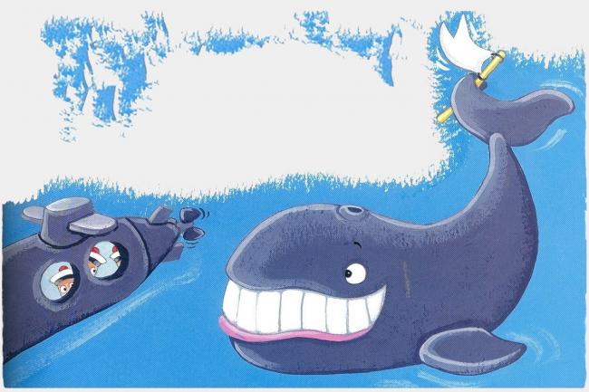 Le fabuleux Noël du sous-marin
