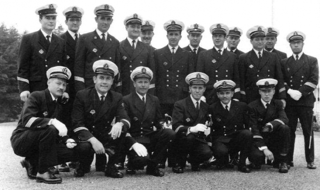 1971 - Les Officiers Mariniers