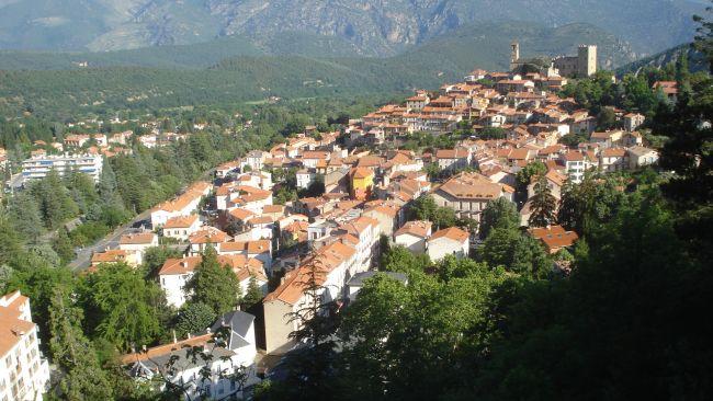 Village de Vernet les Bains