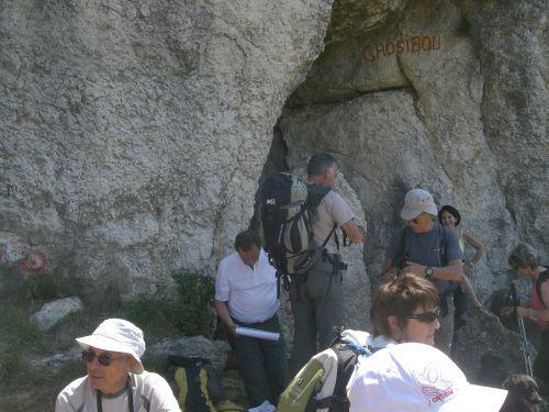 Certains ont visité la grotte du Grosibou...