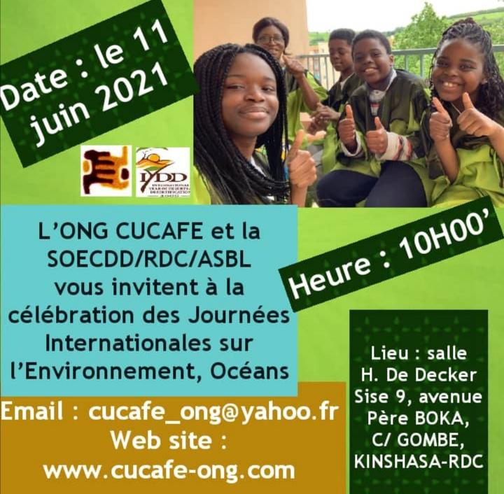 AFFICHE DE Journées Internationales de 'Environment et des Océans.jpg