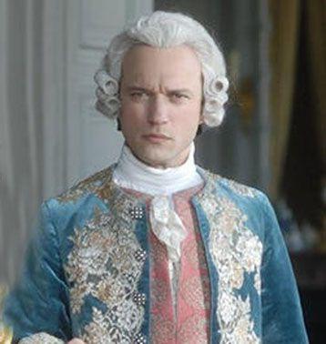 """Résultat de recherche d'images pour """"Louis XV Vincent Pérez"""""""