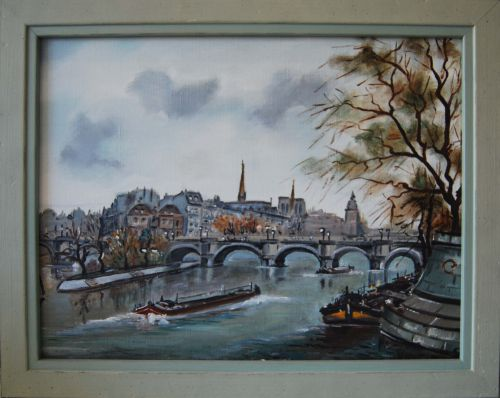 PARIS (Pont Alexandre III )   PRIX  :50 E