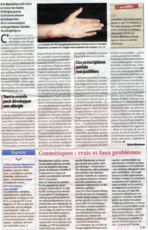 article le progrès allergies bis.jpg