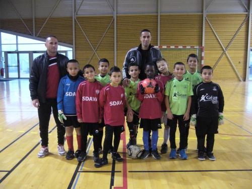 FC VALENCE PREMIER VISITE A VILLEFRANCHE SUBJUGUES.JPG