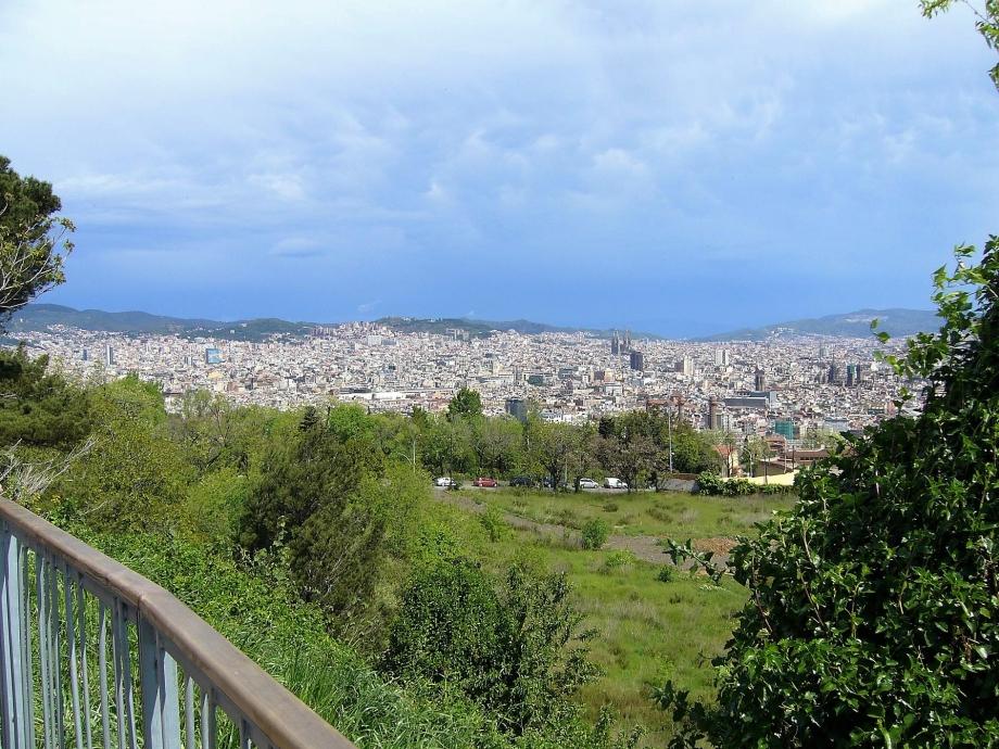 sorties 2009 UNRPA Costa Brava Vue panoramique de Barcelone 051.JPG