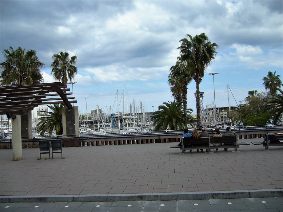 sorties 2009 UNRPA Costa Brava Un autre port.JPG