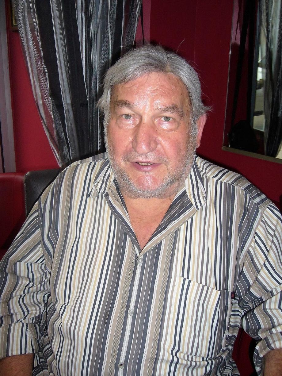 Maurice Ravier 2009.jpg