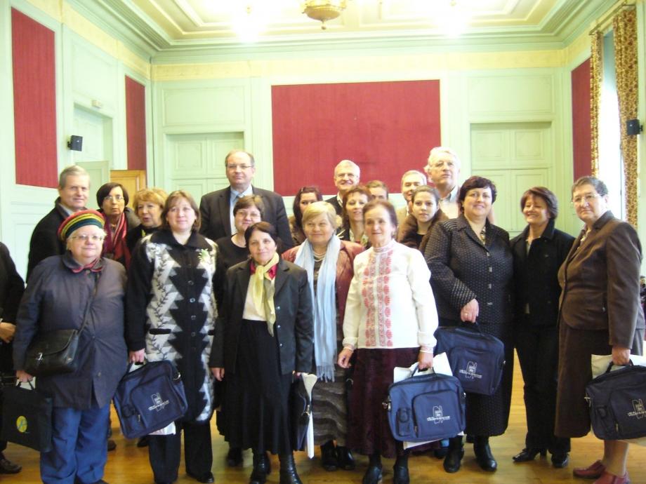 kalarach réception mairie délégation 5 03 2009.jpg