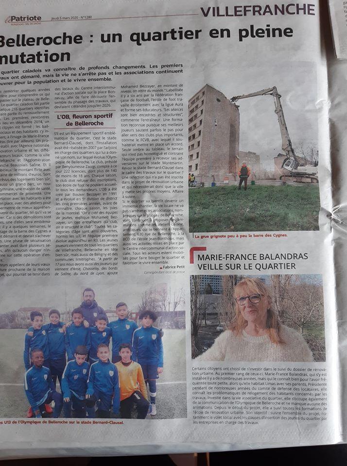 patriote beaujolais 5 mars 2020 belleroche.jpg