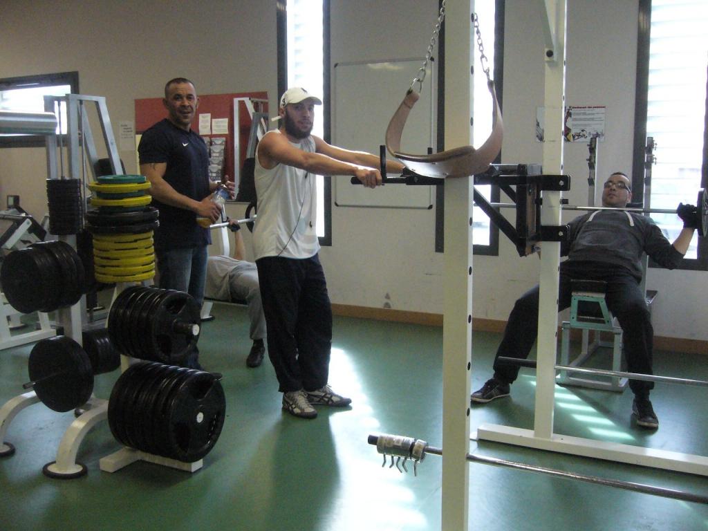 Musculation Et Fitness A Belleroche Villefranche Sur Saone