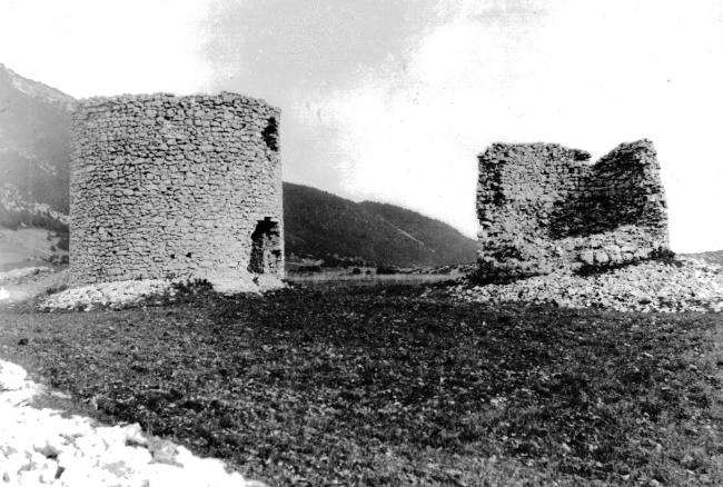 photo la plus ancienne en notre possession (datation probable 1905)