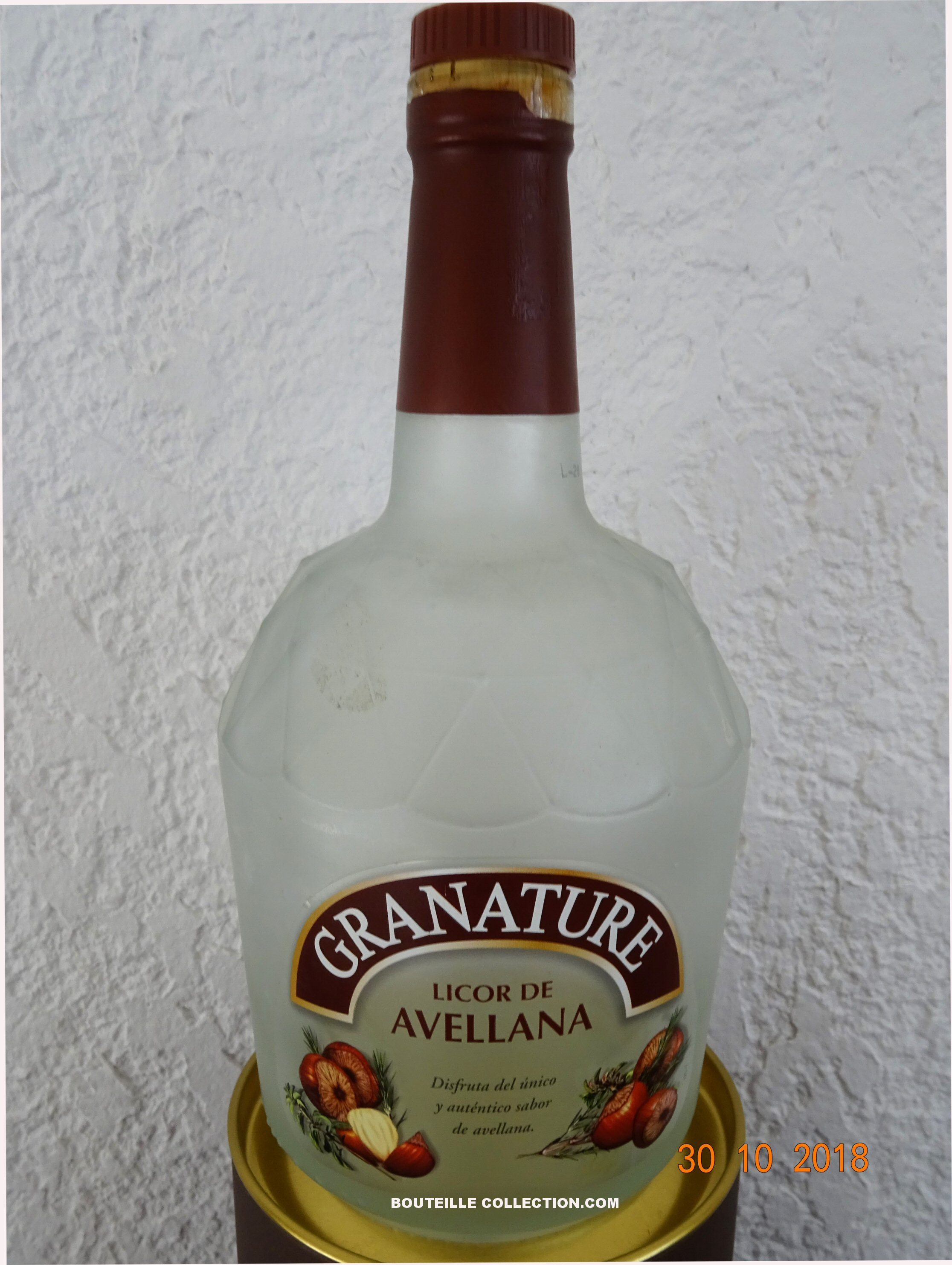 GONZALEZ BYASS GRANATURE 70CL AB  .JPG