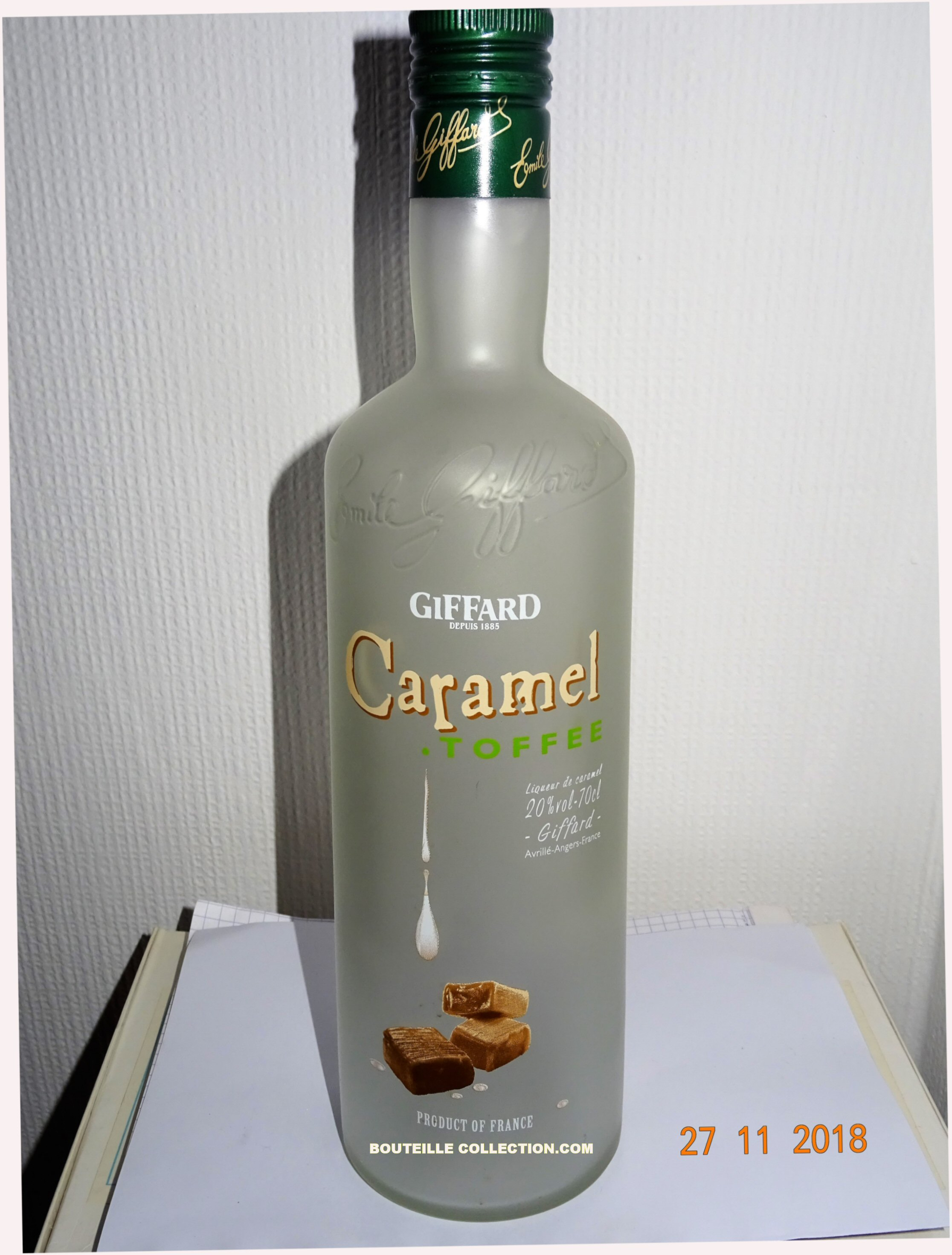 GIFFARD CARAMEL TOFFEE 70CL B   .JPG