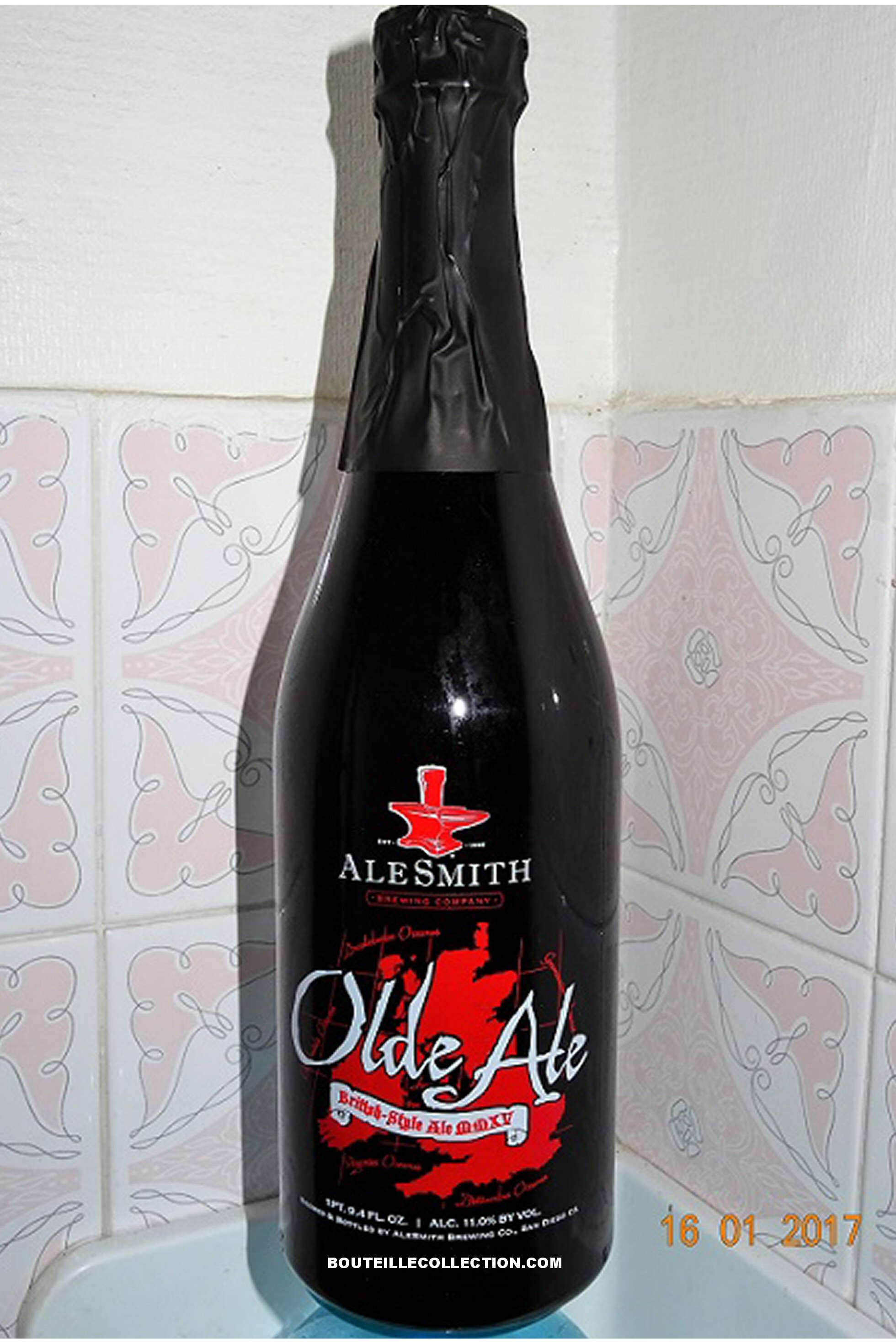 ALE SMITH OLDE ALE 75CL B OK .JPG