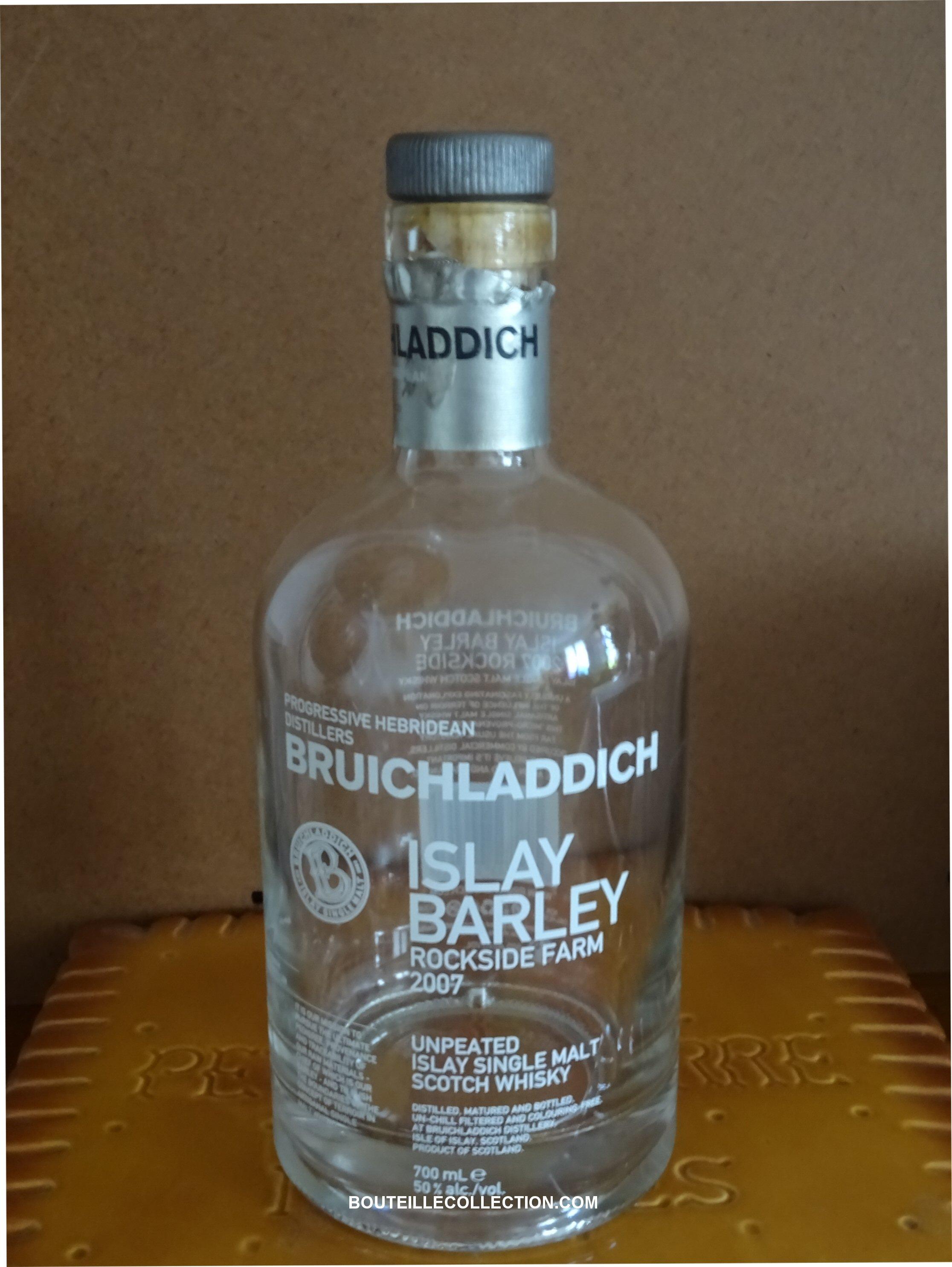 BRUICHLADDICH ISLAY BARLEY 70CL B BIS   .jpg