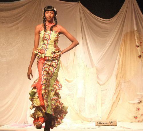 Photo festival de stylisme Tchad 28