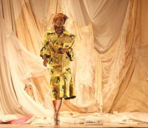 Photo festival de stylisme Tchad 30