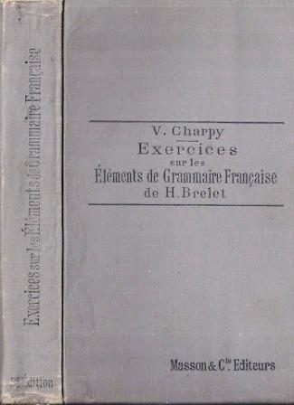 Charpy Exercices sur les éléments de la grammaire française 180000.jpg
