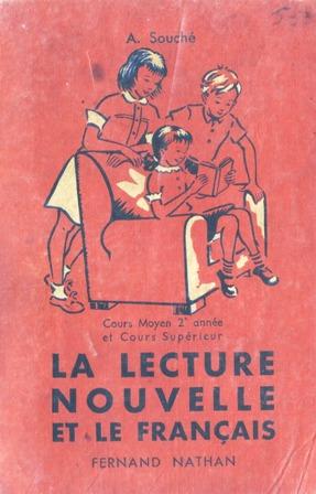 Aimé Souché - La lecture nouvelle et le français CM2-CS.jpg