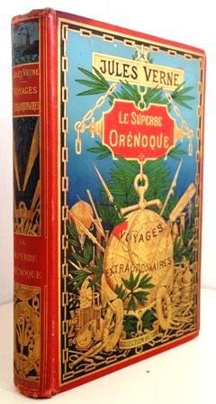 Jules Verne - Le superbe Orénoque .jpg