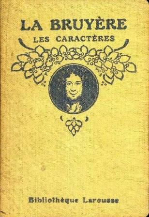 Jean de La Bruyère - Les caractères.jpg