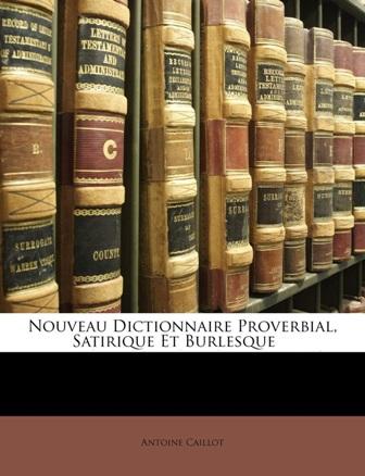 Antoine Caillot - Nouveau dictionnaire .jpg