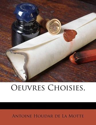 Houdart de Lamotte - Oeuvres choisies .jpg