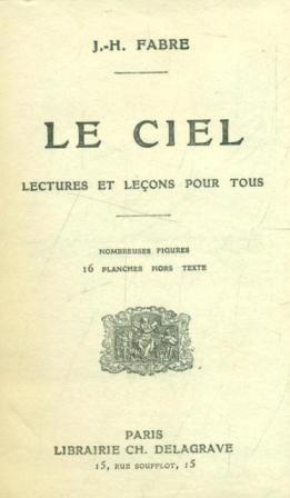 J. Henri Fabre - Le ciel (5e éd.).jpg