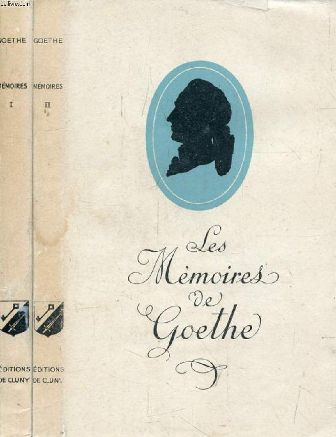 Goethe – Mémoires (2 vol .).jpg