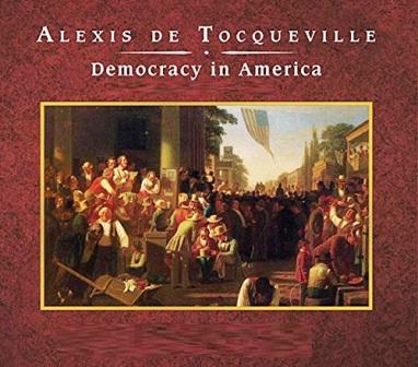 Alexis de Tocqueville – De La Démocratie En Amérique (Première Partie).jpg