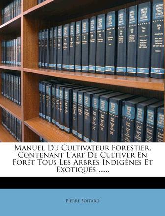 EBOOK Manuel du cultivateur forestier De Pierre Boitard (2 tomes).jpg
