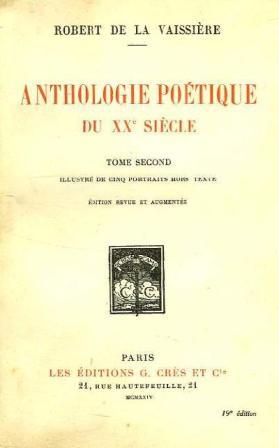 Anthologie poétique du XXe siècle - Robert de La Vaissière (4).jpg